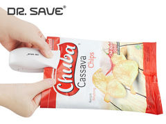 Handheld Plastic Bag Sealers - Uniseal For Kitchen (White) manufacturer & Supplier